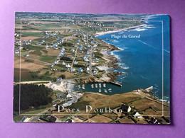 29  CPSM   PLOUHINEC  (Baie D'Audierne)    PORS POULHAN  Petit Port     Très Bon état - Other Municipalities