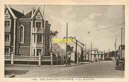 85 Les Sables D'Olonne, La Rudelière, Pompes Essence, Tacot... - Sables D'Olonne