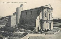CPA 13 Bouches-du-Rhône Aubagne Chapelle Des Pénitents Blancs - Aubagne