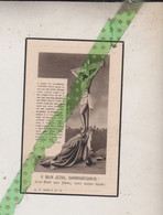 Pieter Frans Vandermensbrugge-Cosaert, Munckzwalm 1870, Hundelgem 1939; Gep. Opperwachtmeester Rijkswacht, Oud-strijder - Obituary Notices
