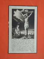 Charles Vandromme - Vanlerberghe Geboren Te Watou 1859 En Overleden Te Poperinge 1942  (2scans) - Godsdienst & Esoterisme