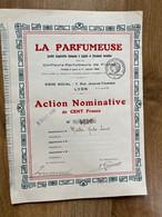 ACTION LA PARFUMEUSE - Unclassified