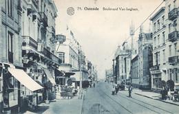 Belgique Oostende Ostende Boulevard Van Iseghem - Oostende