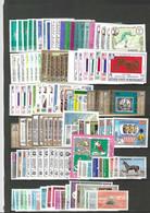 VRAC DU YEMEN ET DEPENDANCES TOUS MNH + 100 TBRES A 0.01€ LE TIMBRE - Lots & Kiloware (mixtures) - Max. 999 Stamps