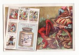 Chromo  LIEBIG   Conte, Le Petit Poucet - Liebig