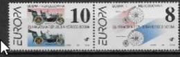 Bosnie Herzeg Bosna 1994 N° 6/7 Neufs Europa Les Découvertes - 1994