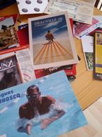230 CARTES SUR  LA PUB FESTIVAL  FETES DU LIVRE EXPOSITION  PUB ECT.... - 100 - 499 Postkaarten
