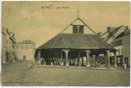 08 RETHEL  Les Halles - Rethel