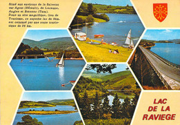 81 - Lac De La Raviège - Multivues - Unclassified