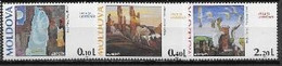 Moldavie 1995 N° 135/137 Neufs Europa Paix Et Liberté - 1995