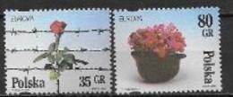 Pologne 1995 N° 3325/3326 Neufs Europa Paix Et Liberté - 1995