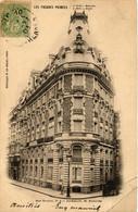 CPA AK PARIS 6e 3 Rue Danton Les Facades Primées Ed. E.L.D (577374) - Arrondissement: 06