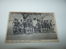 MOZAMBIQUE CPA AFRICA ORIENTAL PORTUGUESA CARTE TRES BELLE A VOIR !!! - Mozambique