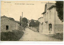 Dpt 69 St-Igny De Vers Entree Du Bourg Ed Sambardier - Other Municipalities