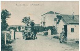 ECOUVIEZ - LE POSTE DE DOUANES (DOUANIER) - Other Municipalities