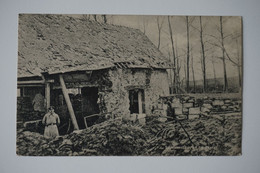 AK: Schleusenhaus Am Aisnekanal / Bayer. Reserve-Infanterie-Regiment Nr. 14 / An Bayer. Minenwerfer-Kompanie Nr. 301 - Guerre 1914-18