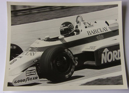 Thierry BOUTSEN - Arrows B.M.W. 1984 - Automobilismo - F1