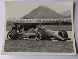 Michel ALBORETO - Ferrari - 1984 - Automobilismo - F1