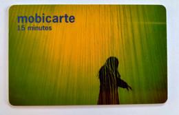 MOBICARTE  15 Minutes- Plus De Lumière - Kaarten Voor De Telefooncel (herlaadbaar)
