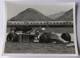 Mauro BALDI - Spirit - Hart -1984 - Automobilismo - F1