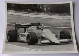 Piercarlo GHINZANI - Osella - 1984 - Automobilismo - F1