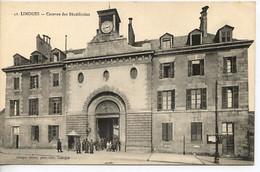 Dpt 87 Limoges Caserne Des Benedictins No42 Ed Batier - Limoges