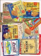 Lot De 20 Etiquettes De Fromage MAROILLES  Vendues Dans L'état - Cheese