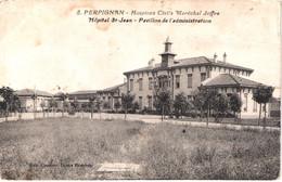 FR66 PERPIGNAN - Couderc - Hospices Civils Maréchal Joffre 8 - Hôpital Saint Jean - Pavillon De L'Administration - Perpignan