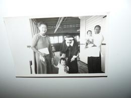 VIET-NAM ANNAM PHOTO ORIGINALE S. M. L'IMPERATRICE D'ANNAM NAM PHUONG SINGAPOUR 1ER JUIN 1939 - Viêt-Nam