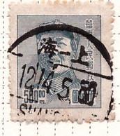 PIA - CINA  ORIENTALE  - 1950 : Mao Tse-Toung -  (Yv 56) - Usati