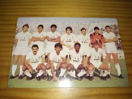 "Calendar Of Pocket  "" Futebol, Soccer - Sporting Clube Farense  "" Advertising 1987 - Formato Piccolo : 1981-90"
