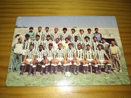 "Calendar Of Pocket  "" Futebol, Soccer - Rio Ave "" Advertising 1987 - Formato Piccolo : 1981-90"