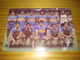 "Calendar Of Pocket  "" Futebol, Soccer - O Elvas "" Advertising 1987 - Formato Piccolo : 1981-90"