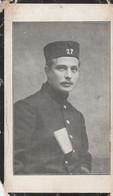 ABL, Frans Leo Michaël Peeters, Geboren Te Antwerpen Den 23 September 1890, Gekwetst Op Het Van Eer Nabij Leuven Den 12 - Overlijden