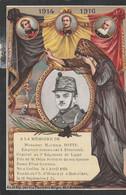 ABL , Maurice Botte Né Ixelles  4 Avril, 1898 Tombé Au Champ D'honneur à Rotselaer 12 Septembre 1914 - Obituary Notices