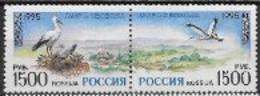 Russie 1995 N° 6152/6153 Neufs Europa Paix Et Liberté - 1995