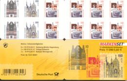 Markenheftchen Bund Postfr. MH 43 Sehenswürdigkeiten MNH ** - Booklets
