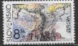 Slovaquie 1995 N° 188 Neufs Europa Paix Et Liberté - 1995