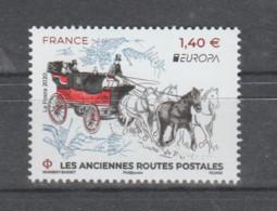 """FRANCE / 2020 / Y&T N° 5397 ** : """"Europa"""" (Anciennes Routes Postales) X 1 - Ongebruikt"""