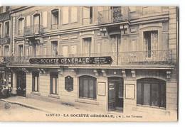 CPA 50 Saint Lo Société Générale Rue Torteron - Saint Lo