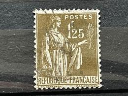 FRANCE  YT 287. Oblitéré. Année 1932/33. Côte 5.40 € - 1932-39 Frieden