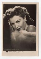 Frances Gofford Actress Vintage Real Photo - Beroemde Personen