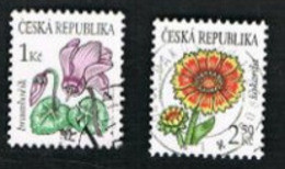 REP. CECA (CZECH REPUBLIC) - SG 505.524  - 2007 FLOWERS    -   USED - Used Stamps