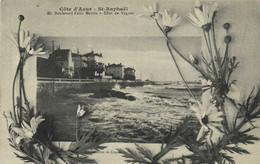 Fantaisie Cote D'Azur St Raphael 40 Boulevard Felix Martin Effet De Vagues RV - Saint-Raphaël
