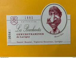 13100 - Les Bacchantes 1995 Gewurztraminer De Lavigny Henri Dès - Snorren