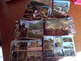 LOT DE CARTES 300 MULTIVUES  113 VUE DU CIEL  38 SUR LES DEPARTEMENT TOURISTIQUE 46  LES FOLKLORES - 500 Postkaarten Min.