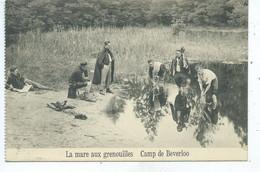 Leopoldsburg - Bourg-Leopold - Camp De Beverloo La Mare Aux Grenouilles - Leopoldsburg (Kamp Van Beverloo)