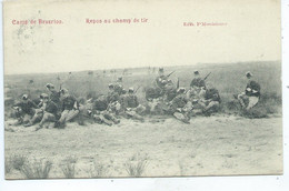 Leopoldsburg - Bourg-Leopold - Camp De Beverloo Repos Au Champ De Tir - Leopoldsburg (Camp De Beverloo)