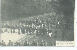 Leopoldsburg - Bourg-Leopold - Camp De Beverloo Le Départ De La Classe - Leopoldsburg (Camp De Beverloo)
