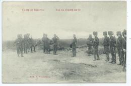 Leopoldsburg - Bourg-Leopold - Camp De Beverloo Vue Au Champ De Tir - Leopoldsburg (Camp De Beverloo)